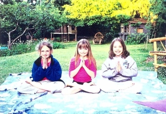 Backyard Yoga 2002