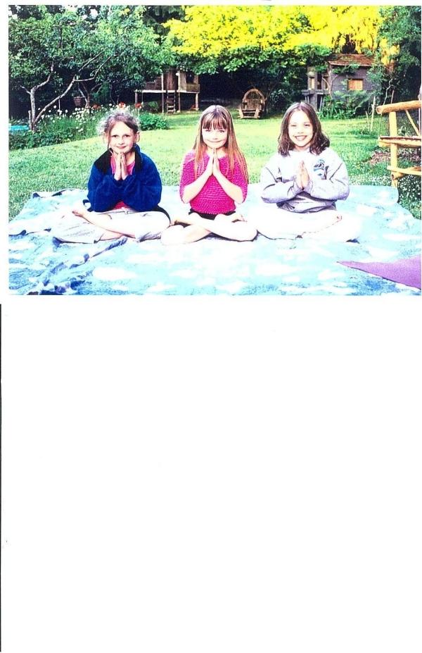 Backyard Yoga 2002