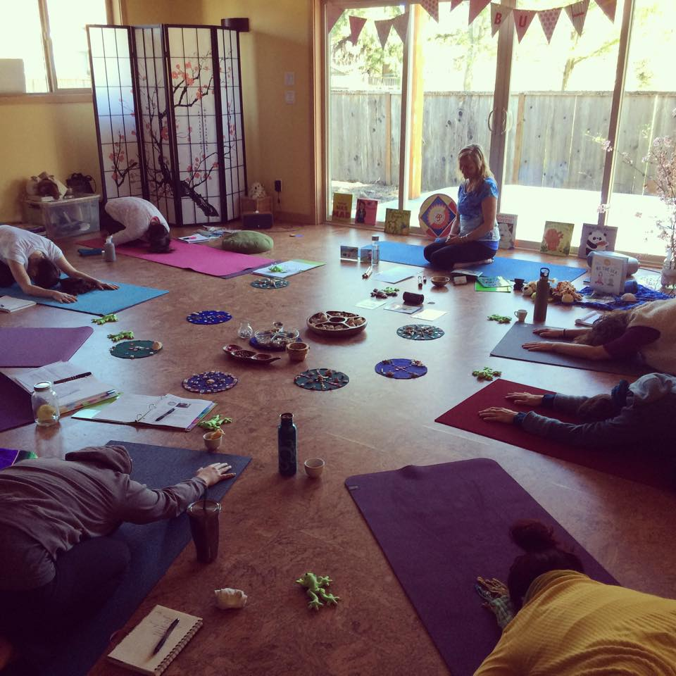 Storyoga week-end workshop